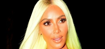 Kim Kardashian is working to get another drug offender out of prison