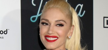 Gwen Stefani is the reason why Donald Trump ran for president…?