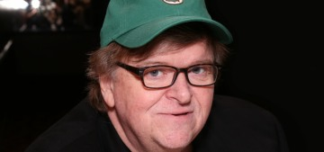 Michael Moore's midterm prediction: 'There's going to be a tsunami of voters'