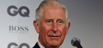 Prince Charles is cool enough to receive a GQ Man of the Year Award