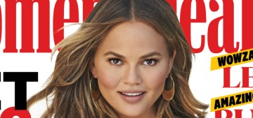 Chrissy Teigen: After giving birth to Luna, 'I was drinking too much'