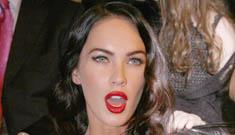 "Director Michael Bay made Megan Fox wash his Ferrari as an ""audition"""