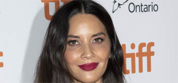 Olivia Munn found out she had worked with a convicted sex offender & got his scene cut