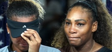 Serena Williams lost the US Open final in the most shambolic sports moment of the year