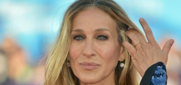 Sarah Jessica Parker thinks 'SATC' looks tone-deaf today because of race