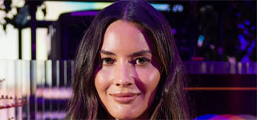 Olivia Munn's costars shunned her, bailed on press rather than discuss sex offender