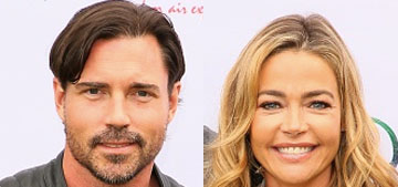 Denise Richards married Aaron Phypers and the wedding will be on RHOBH