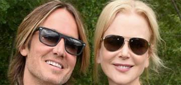Keith Urban on breakup rumors with Nicole: that's really hurtful to our kids