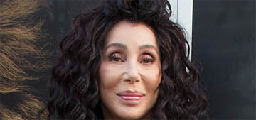 Cher does Zumba and leg lifts and can plank for 5 minutes