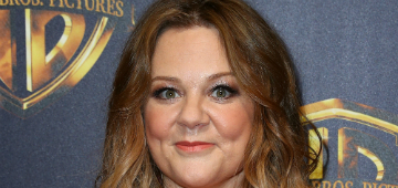 Melissa McCarthy: Everyone's so concerned with their image on their device