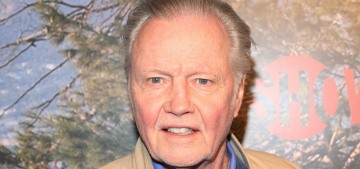 Jon Voight wept when talking about how Donald Trump is amazing for America