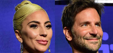 Lady Gaga gushes about working with 'talented' Bradley Cooper