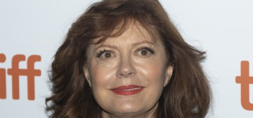 Susan Sarandon says words about Donald Trump, Debra Messing tells her to STFU