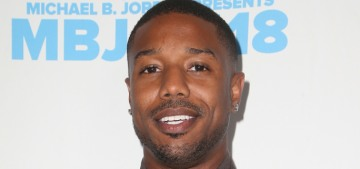 Michael B. Jordan could possibly replace Henry Cavill as Superman…?!?
