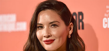 Olivia Munn: 'If it costs one person's life I don't want this career'