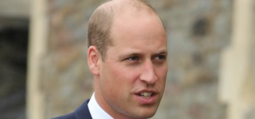 Prince William will make a solo trip to Namibia, Tanzania & Kenya this month