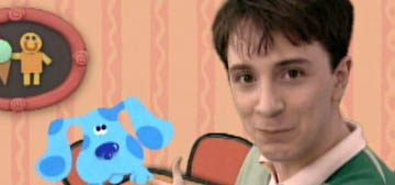 Nickelodeon is rebooting Blue's Clues and has found its host