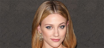 Lili Reinhart: 'My skin has caused me a lot of anxiety and sadness'