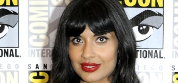 Jameela Jamil was body-shamed by a d-bag while she was working out at the gym