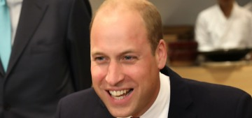 Prince William confused Japanese food with Chinese food during an event this week