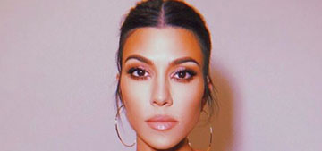 Kourtney Kardashian got a new younger model after Younes passed his useful date