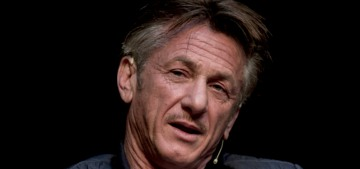 Sean Penn: The #MeToo movement is a 'receptacle of the salacious'