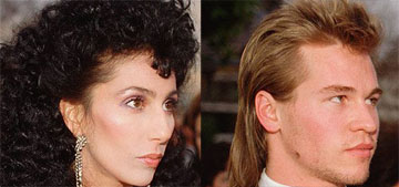 Cher dishes on dating Tom Cruise and Val Kilmer