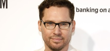 Oh good, Bryan Singer is getting a second chance to be a big Hollywood director
