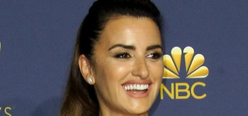 Penelope Cruz in Chanel: funniest fashion ID of the Emmys?
