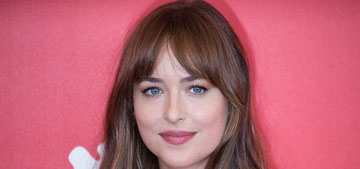 Dakota Johnson on Chris Hemsworth shirtless: he distracted everyone on set