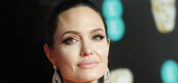 Angelina Jolie signs on to another film, 'The Kept': does she need the money?