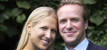 Lady Gabriella Windsor, 37, announced her engagement to Thomas Kingston
