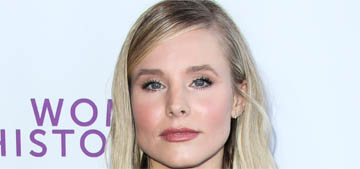 Kristen Bell vapes pot on Sundays: 'Weed rules, it's my drug of choice, for sure'