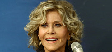 Jane Fonda: 'Up until my 60s I was defined by the men in my life. I wanted to please'