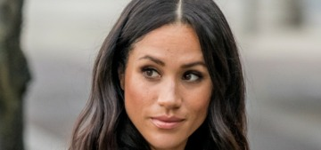 Duchess Meghan brought her mom & Harry to the cookbook launch event