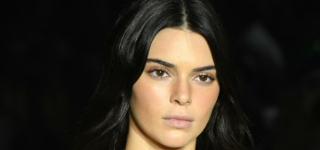 Kendall Jenner did walk the runway this season, she just refused to do it at NYFW