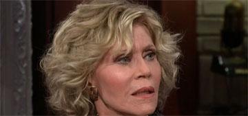 Jane Fonda on overcoming bulimia: 'With each binge, the self-loathing lasts longer'