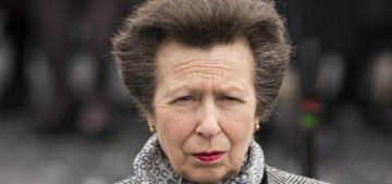 Princess Anne doesn't have the time nor the desire to shake your hand