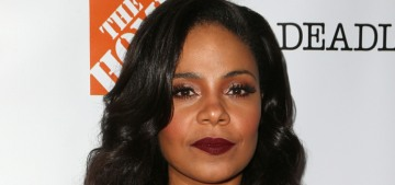 Sanaa Lathan claims she was 'treated horribly by some women that you may know'