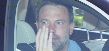 Ben Affleck completed 30 days of rehab: 'This time is different'