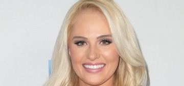 Tomi Lahren had the audacity to tell Michelle Obama to 'sit down,' OMFG