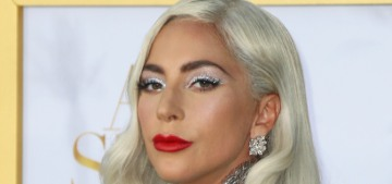 Lady Gaga in Givenchy at the LA 'A Star Is Born' premiere: stunning or tedious?