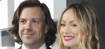 Olivia Wilde: Jason Sudeikis can't smell or taste, 'he thinks I'm an incredible chef'
