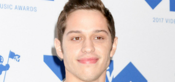 Pete Davidson gets death threats because Ariana Grande is so hot: 'What did I do?'