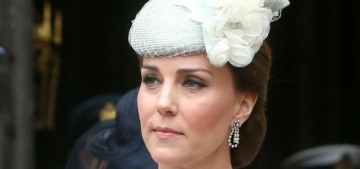 Duchess Kate will make her first post-summer maternity leave outing next week