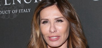 Carole Radziwill speaks the truth about lingerie: 'Men don't care'