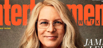 Jamie Lee Curtis on filming Halloween 'I didn't stop crying until the day I left'