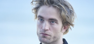 Robert Pattinson looked beautiful at the 'High Life' photocall & premiere
