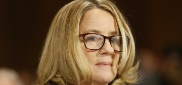 Dr. Christine Blasey Ford is 100% sure that Judge Brett Kavanaugh assaulted her