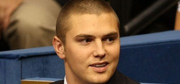 Track Palin was arrested for assaulting a woman, it's his third arrest in three years